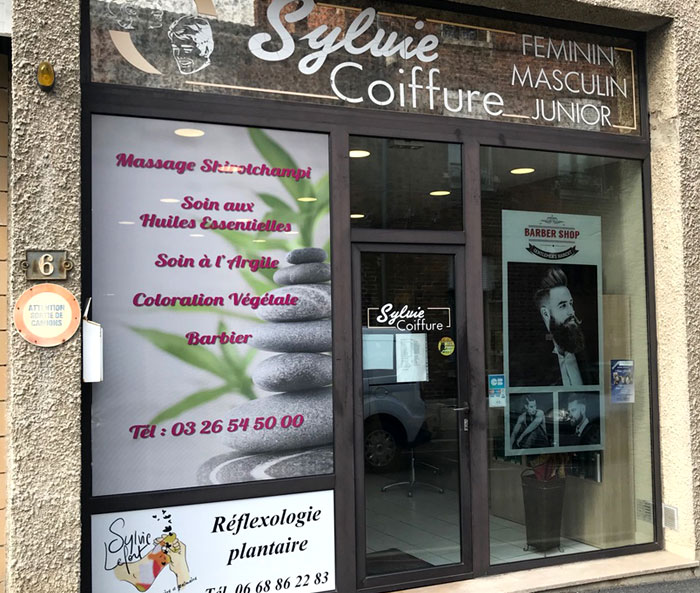 Coiffeur epernay