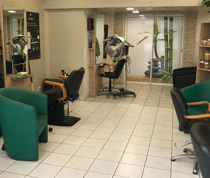 Salon coiffure epernay